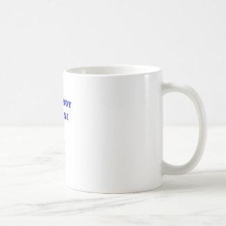 My Daddy Rocks Coffee Mug