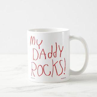 My Daddy Rocks! Mug