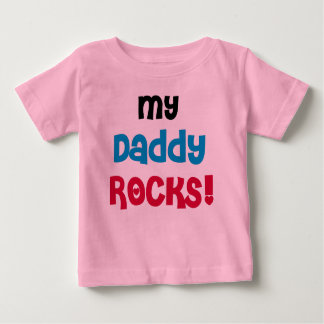 My Daddy Rocks T-shirts and Gifts