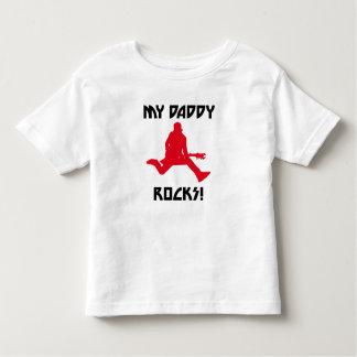 My Daddy Rocks! Toddler T-shirt