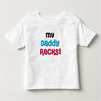 My Daddy Rocks Toddler T-shirt