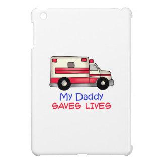 MY DADDY SAVES LIVES iPad MINI CASE