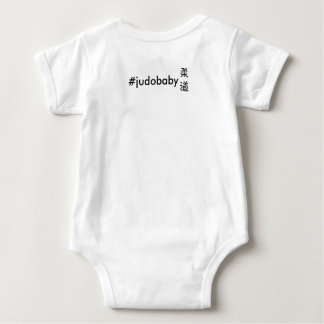 My Daddy Throws People Baby Judo Top