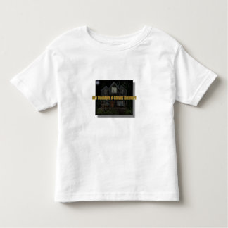 My Daddy's A Ghost Hunter! Toddler T-shirt
