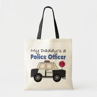 My Daddy's A Police Officer Bag