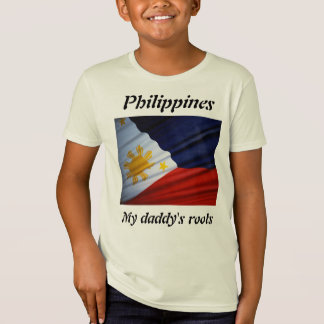 Philippines t t shirts shirt designs zazzle for Philippines t shirt design