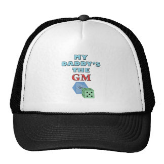 My Daddy's the GM Trucker Hat