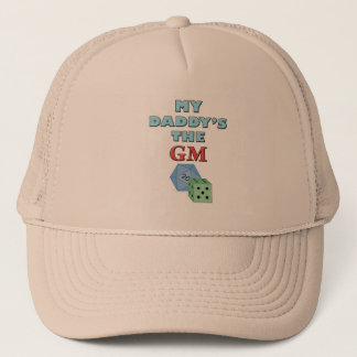 My Daddy's the GM Trucker Hat