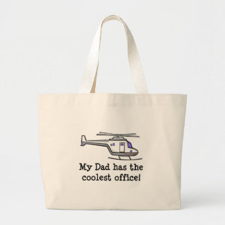 My Dad's Cool Helicopter Bag