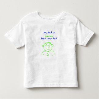 My dads greener t shirts