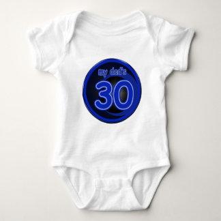 My Dad's is 30 Baby Bodysuit