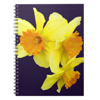 My Daffodil Notebook add your name