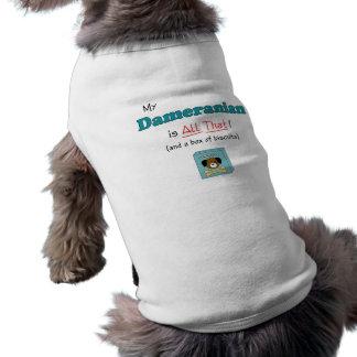 My Dameranian is All That! Dog Tshirt