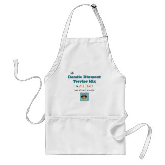 My Dandie Dinmont Terrier Mix is All That! Aprons