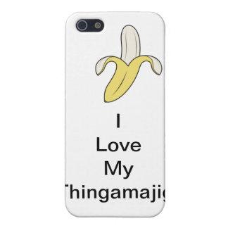my dangaling substitute. iPhone 5 case