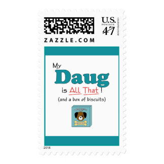 My Daug is All That! Postage