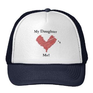 My Daugher Love's Me Trucker Hat