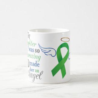 My Daughter An Angel - Bile Duct Cancer Coffee Mug