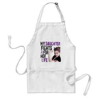 My DAUGHTER fights for her life... Adult Apron