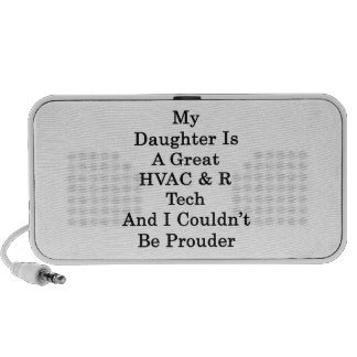My Daughter Is A Great HVAC R Tech And I Couldn't Notebook Speaker