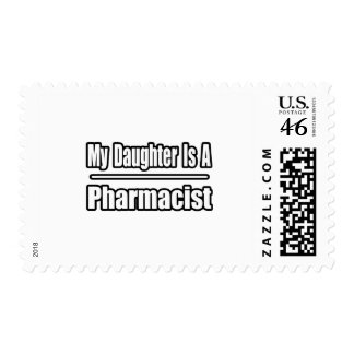 My Daughter Is A Pharmacist Stamps