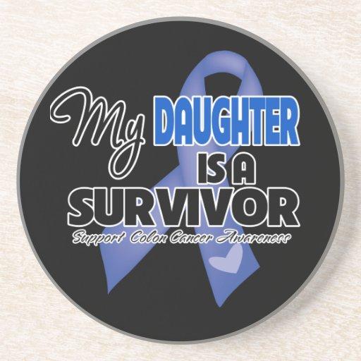 My Daughter  is a Survivor - Colon Cancer Coaster