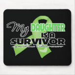 My Daughter is a Survivor - Lymphoma Mousepads