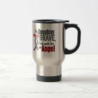 My Daughter Is An Angel 1 Brain Cancer Mug