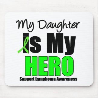 My Daughter is My Hero Mouse Pad