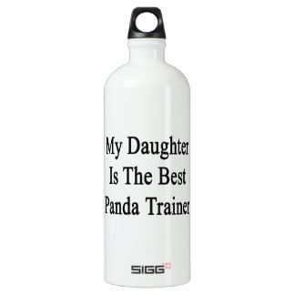 My Daughter Is The Best Panda Trainer SIGG Traveler 1.0L Water Bottle
