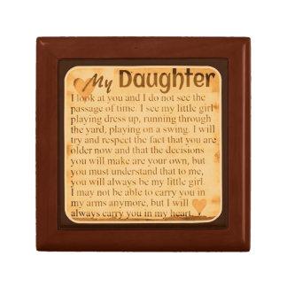 my daughter jewelry box