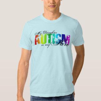 My Daughter My Hero - Autism Tshirt