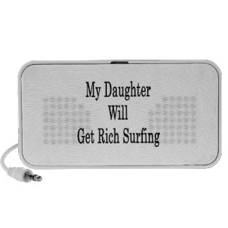 My Daughter Will Get Rich Surfing PC Speakers
