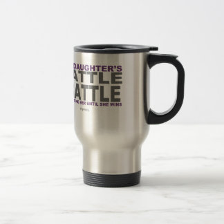 My Daughter's Battle Travel Mug
