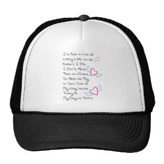 My Day 2 Shine - Black Trucker Hat
