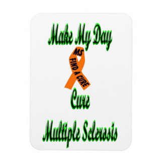 MY DAY CURE MS MAGNET