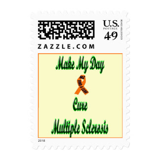 My Day, Cure MS Stamp