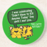 My day was going great until I saw you Coasters