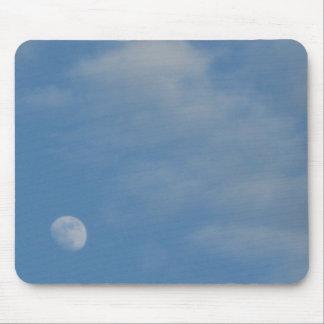 My Daytime Moon - Decorative Mousepad Mat