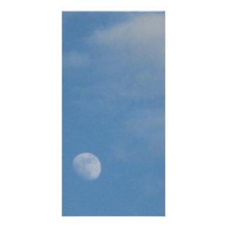 My Daytime Moon - Gloss Finish Photocard Card