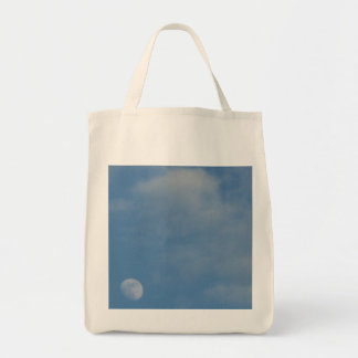 My Daytime Moon Tote Bag