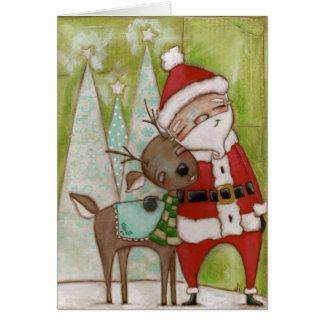 My Dear FRiend - Christmas Card
