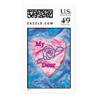 My Dear Heart Stamps