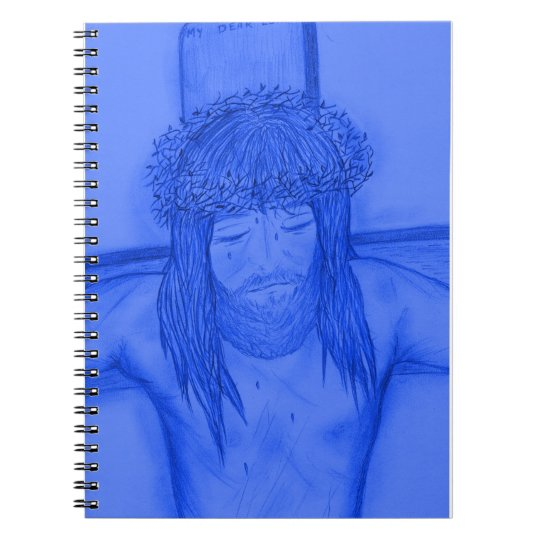 My Dear Lord V Spiral Notebook