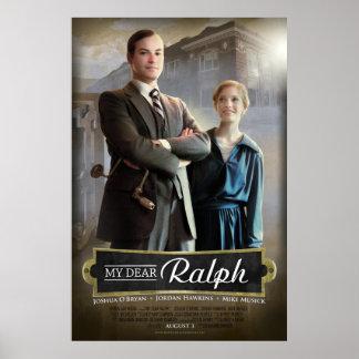 My Dear Ralph Poster