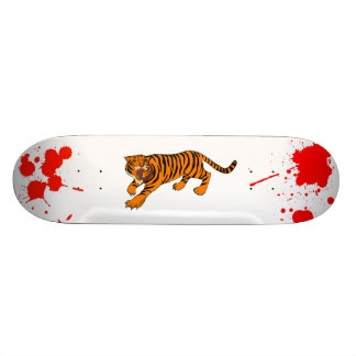 My Deck.' CHAN' SPECIAL ISSUE Skateboard Deck