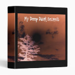 My Deep Dark Secrets-Scary Sky Binder