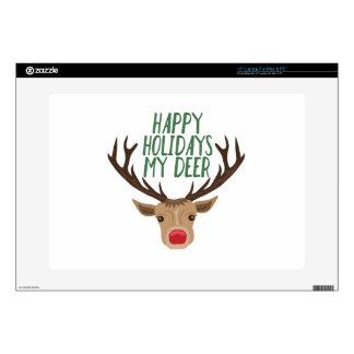 """My Deer 15"""" Laptop Skin"""