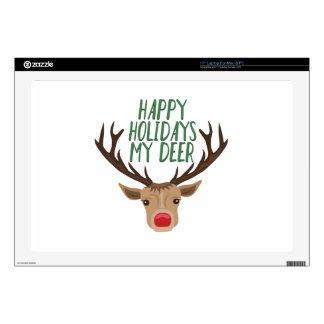 """My Deer 17"""" Laptop Skins"""