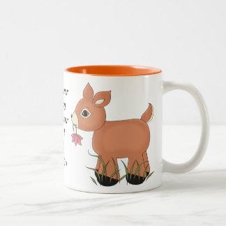 My Deer coffee mug